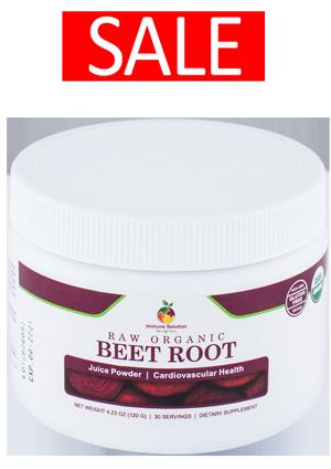 beet root powder superfood immune system supplement sale