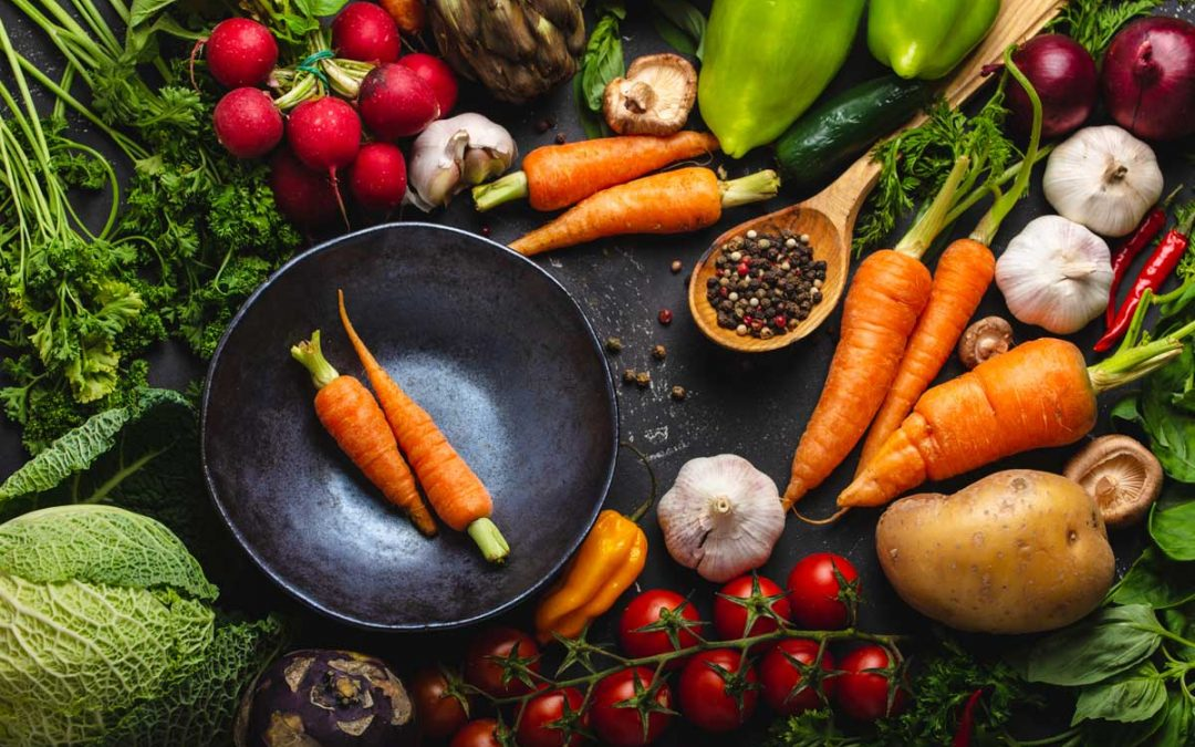 How to Prepare Vegetables Without Losing Nutrients