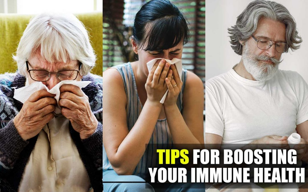 Colder Months Around the Corner? Consider These Tips for Boosting Your Immune Health