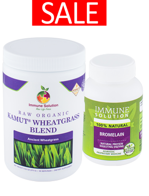 wheatgrass and ashwagandha sale