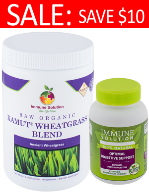 wheatgrass and ashwagandha sale