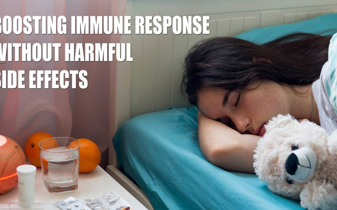 Cold Winter Months, the Immune System, and Boosting Immune Response Without Harmful Side Effects (with VIDEO)